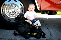 Carter | Little Firefighter